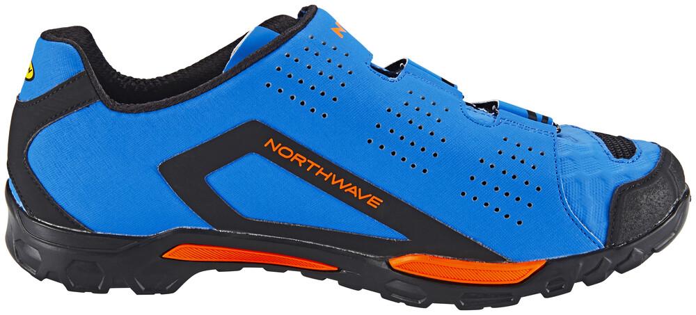 Northwave Outcross Chaussures Tricot Hommes Noir 38 2017 Chaussures Vtt Cliquez 1FsT2
